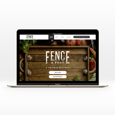 Fence And Post - Website