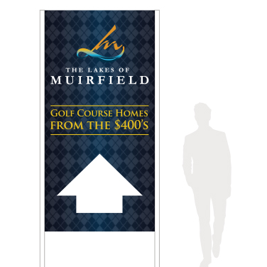 Lakes Of Murfield - Signage