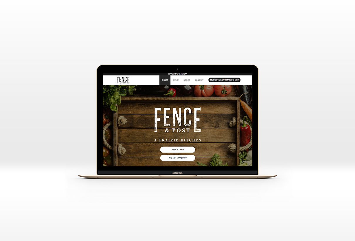 Fence & Post Website Images